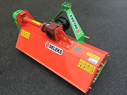 Para destructoras para 35-50 HP los tractores con eje PTO B4