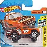 Hot Wheels '87 Dodge D100 HW Speed Graphics 6/10 2020