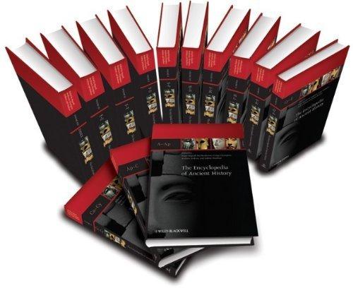 The Encyclopedia of Ancient History, 13 Volume Set (2012-12-03)