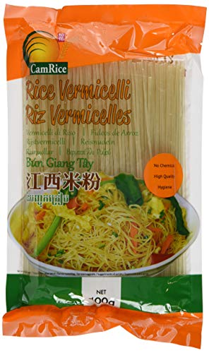 CAMRICE Reisnudeln Jiang Xi Vermicelli, 4er Pack (4 x 400 g)