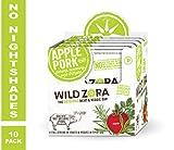 Wild Zora - Apple Pork - Meat and Veggie Bars (10-pack)