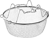 ZWILLING 64204-022-0EcoQuick - Cestino per friggere in Acciaio Inox Opaco, 22cm