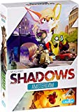 Asmodee Shadows Amsterdam-Juego de Mesa para 2 a 5 jugadores-8281, Color Blanco, LIBSHAM01IT