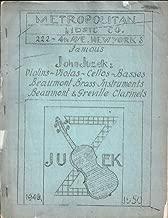 JUZEK-METROPOLITAN MUSIC CO. STRINGED INSTRUMENT CATALOUGE, 1949-50