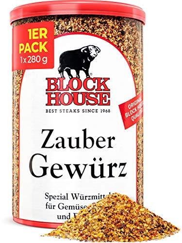 Block House -   Zaubergewürz 280g