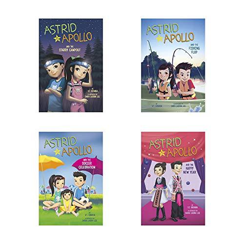 Astrid and Apollo (Capstone Series) (4 Books)