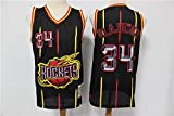 Wo nice Camisetas De Baloncesto para Hombre, Houston Rockets # 34 Hakeem...