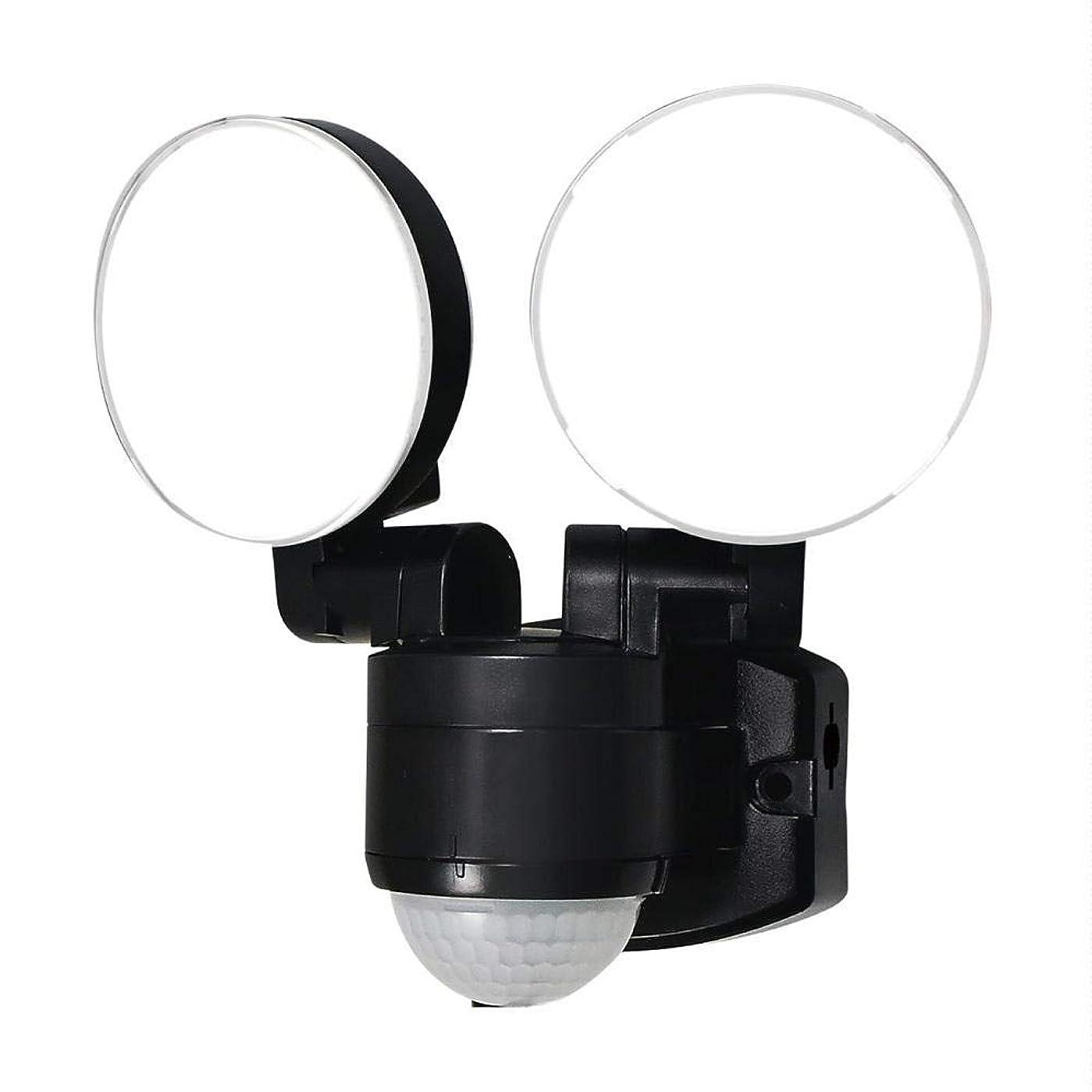 原始的なキャリアソファーELPA(エルパ) 屋外用LEDセンサーライト AC100V電源(コンセント式) ESL-SS412AC