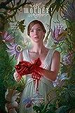 Sanguolun Wandbild Leinwand Mutter Film Jennifer Lawrence