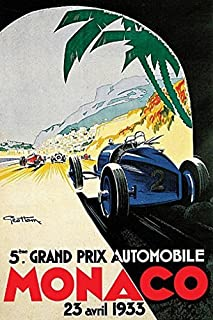 Best old grand prix posters Reviews
