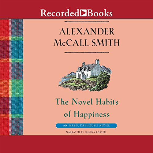 The Novel Habits of Happiness audiobook cover art