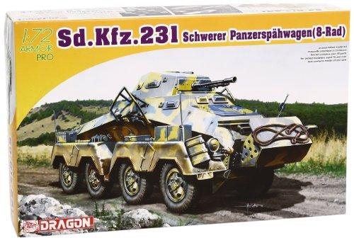 Dragon 500777483 - 1:72 Sd.Kfz 231