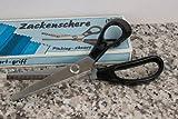 Zackenschere 20cm Bastelschere