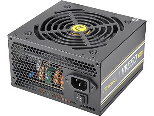 Antec VP Plus Series VP550 Plus 550W ATX12V / EPS12V 80 Plus Certified Non-Modular Active PFC Power Supply