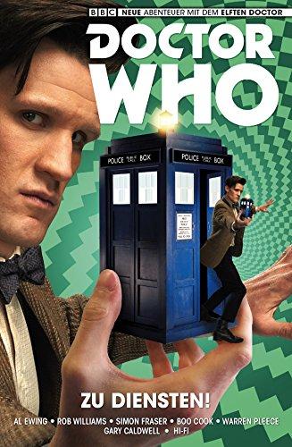 Doctor Who Staffel 11, Band 2 - Zu Diensten!: Bd. 2: Zu Diensten