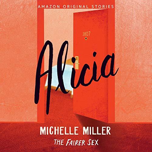 Alicia audiobook cover art