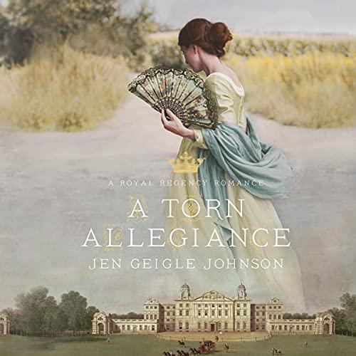 A Torn Allegiance cover art