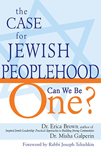 Download The Case for Jewish Peoplehood: Can We Be One? (English Edition) B01HT6BUXS