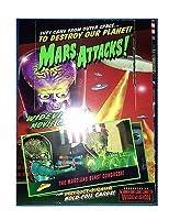 MARS ATTACKS!WIDEVISION SUPER-WIDE CARDS マーズアタック!トレーディングカード 1BOX(36パック入り) 未開封品