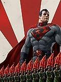 Lionbeen Superman Red Son - Movie Poster - Affiche de Film 70 X 45 cm. (Not A DVD)