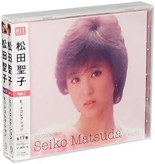 松田聖子 ヒットコレクション CD2枚組(収納ケース付)セット
