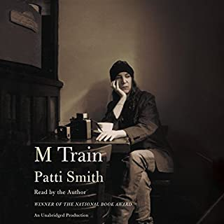 M Train cover art
