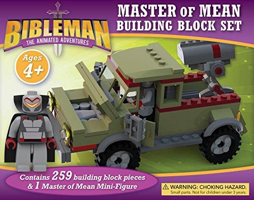 Master of Mean Building Block Set (Bibleman)