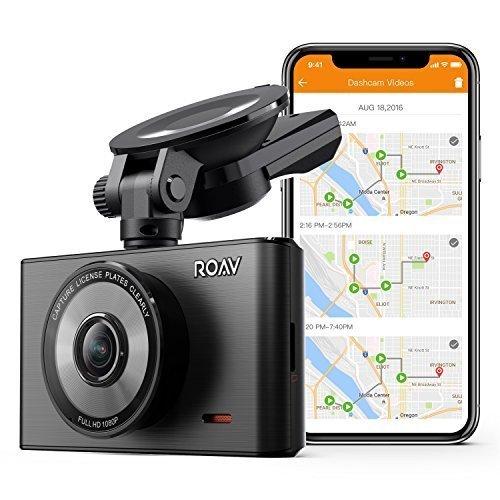 Anker Roav C2 Pro 1080p dash cam with 32GB microSD card