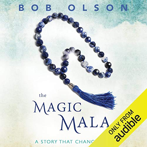 The Magic Mala audiobook cover art