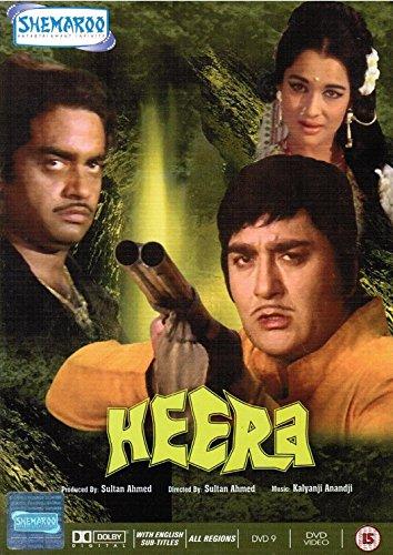 Heera (Brand New Single Disc Dvd, Hindi Language, With English Subtitles, Released By Shemaroo)