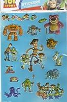 Disney PIXAR Toy Story(トイ・ストーリー)Raised sticker sheet(立体シール)【並行輸入品】