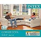 "Intex-Inflatable Corner-Sofa, 101"" X 80"" X 30"" #3"