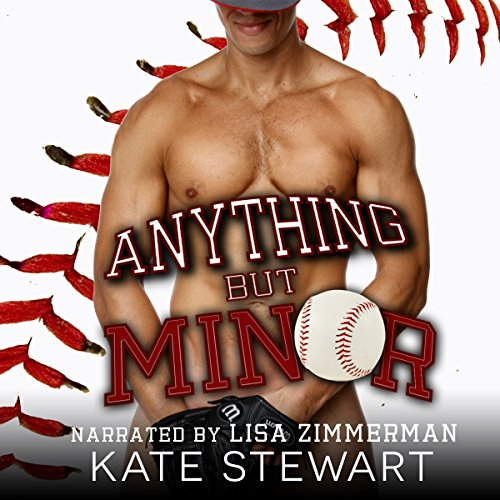 Anything but Minor audiobook cover art