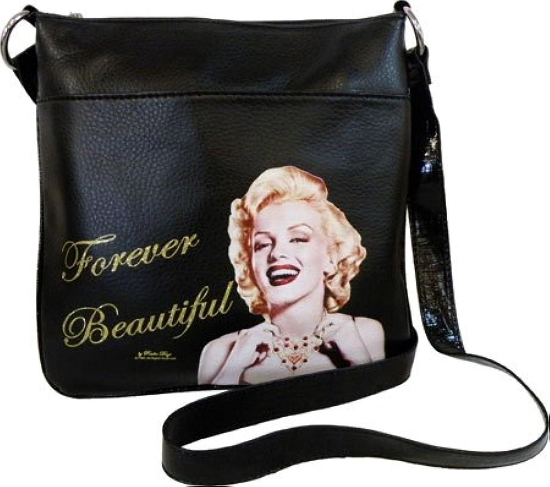 Marilyn Monroe Signature Product Women's Marilyn MonroeTM Messenger Bag MR7