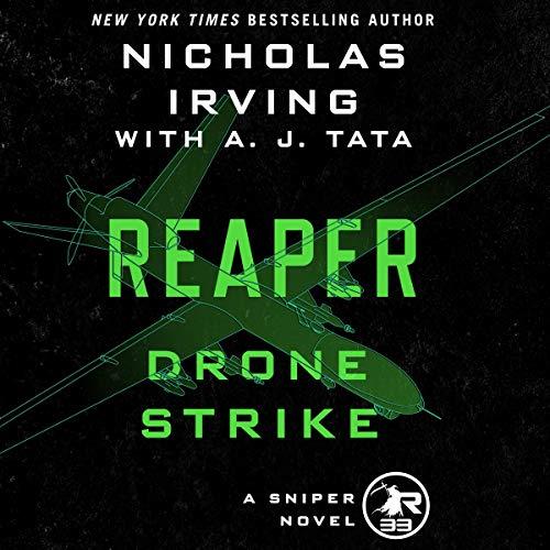 Reaper: Drone Strike  By  cover art