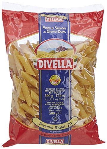 Divella 029 Pennoni Rigati Gr.500
