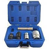 Juego de vasos de 5pc para Bosch VE LAS BOMBAS DE INYECCIÓN DE COMBUSTIBLE DIESEL Instalador Removedor de bomba