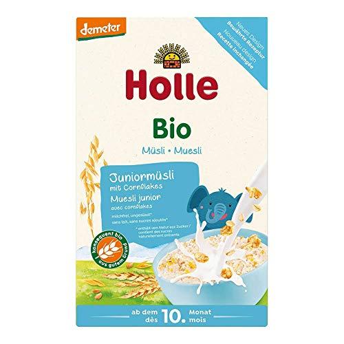 Holle Bio - Granulés de céréales pour junior - 250 g