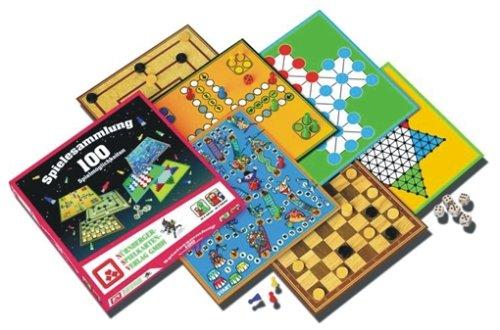 Nürnberger Spielkarten 8219008002 - 5002 - Spielesammlung 100