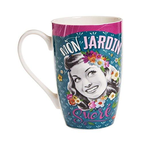 Kaffeebecher Mon Jardin 450 ml