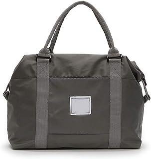 Gym Bag - Dry Wet Separated Sports Bag Waterproof Travel Duffle Bag Large Capacity Grey Handbag Yoga Fitness Shoulder Bag ...