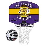 バスケット ボール ゴール 家庭用ゴール NBA 公認 マイクロミニ レイカーズ NBA 公認 77-656Z