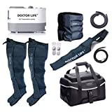 DSMAREF Package for Recovery : Compression Boots. Recovery Pump. Arm Sleeve. Waist Sleeve. Carry Bag. (Boots Size : X-Large)