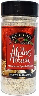 alpine seasoning montana