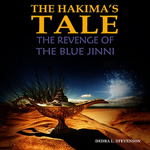 The Revenge of the Blue Jinni cover art