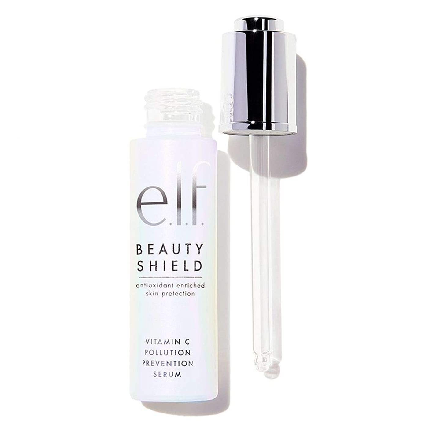 結婚式に沿って漁師(3 Pack) e.l.f. Beauty Shield Vitamin C Pollution Prevention Serum (並行輸入品)
