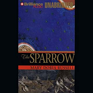 The Sparrow audiobook cover art