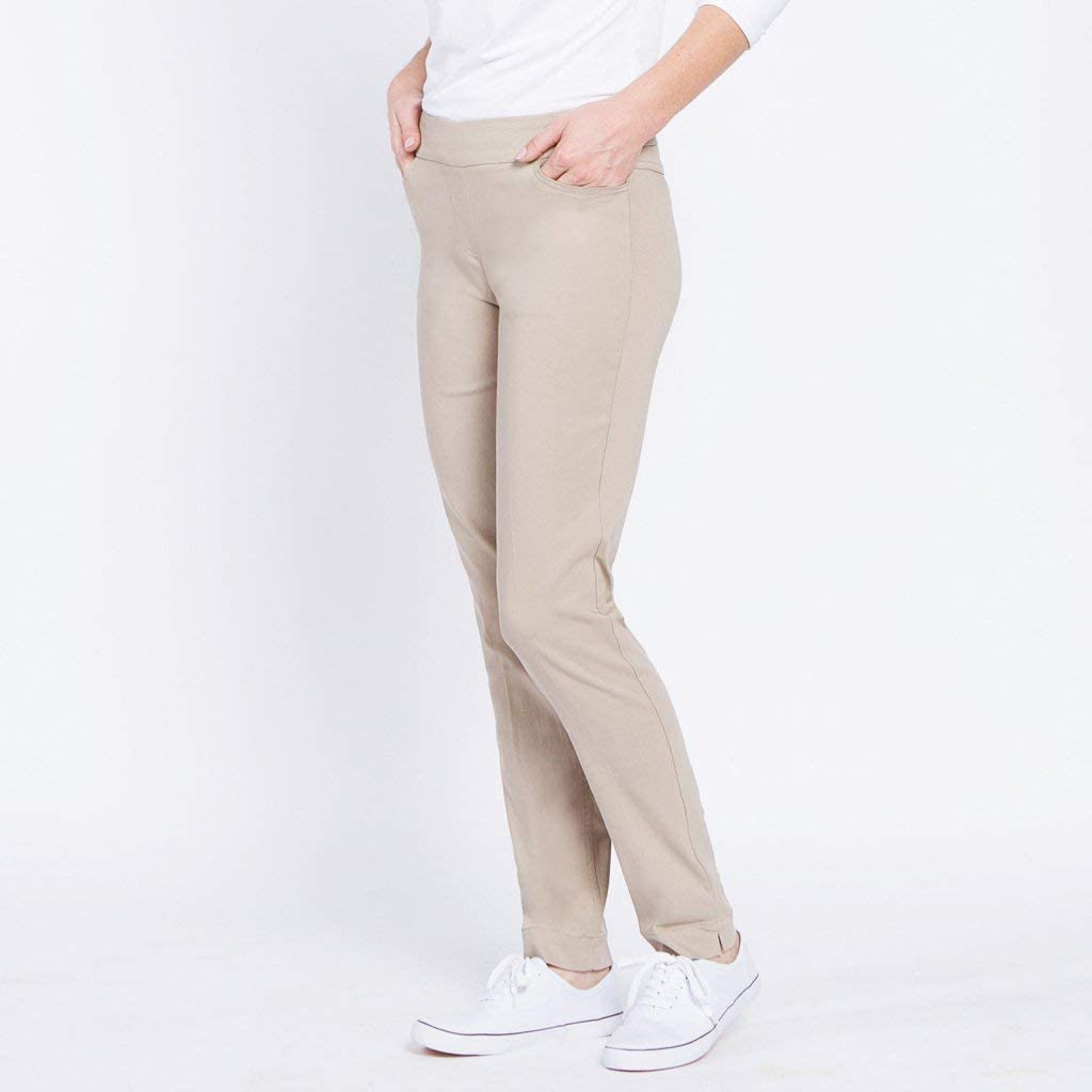 SLIM-SATION Womens Golf Apparel - Regular Special sale item Straig Women's Super beauty product restock quality top! Pull-On