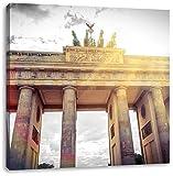 Pixxprint berühmtes Brandenburger Tor in Berlin