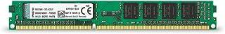 キングストン Kingston デスクトップPC用 メモリ DDR3 1600 (PC3-12800) 4GB CL11 Non-ECC DIMM (240pin) KVR16N11S8/4